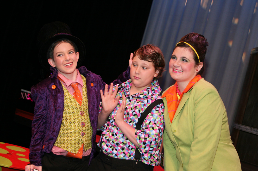 Charlie and the Chocolate Factory 2011 5