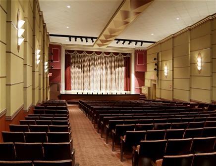 Theater Ground Floor