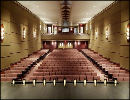 Theater Stage View